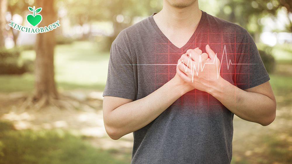 Thiếu máu cơ tim ở người trẻ – Bệnh tim mạch đáng báo động!